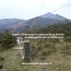 Borne frontière numéro 17 (400 m), à Erenzazouco-gaïna (2ème sommet) et rocher frontière