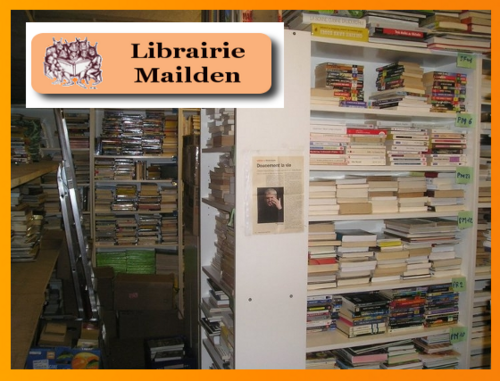 Librairie Mailden sur Priceminister.
