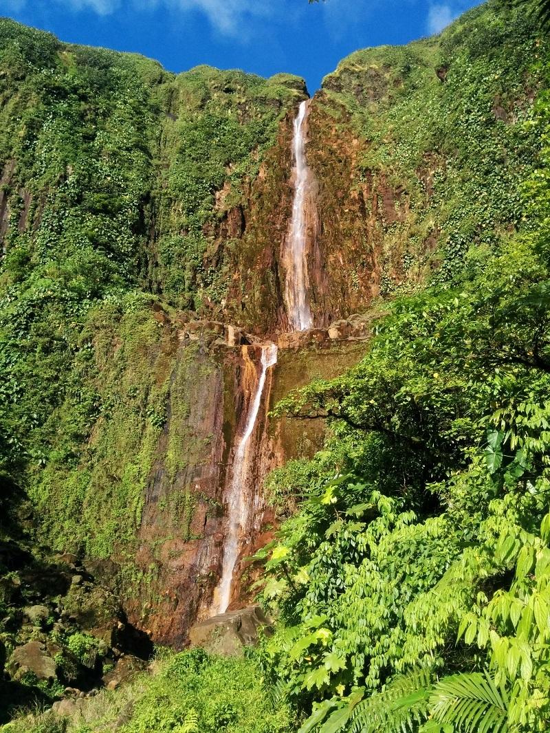 Chute du Carbet, Guadeloupe