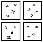 • Dobble Tables de multiplication