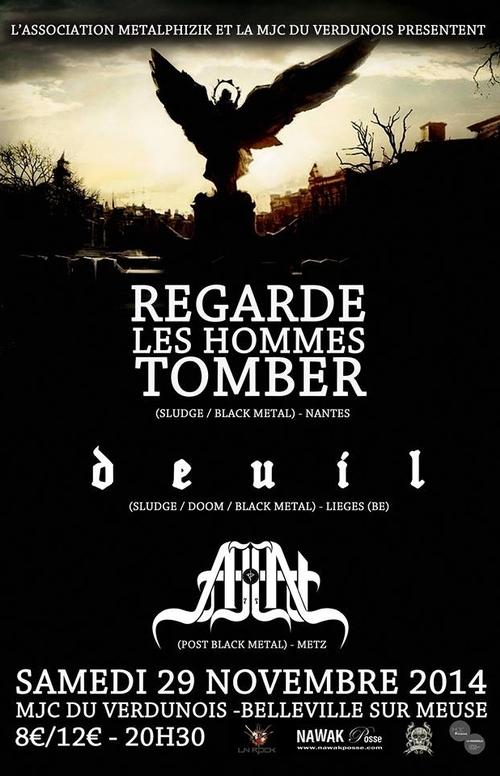 REGARDE LES HOMMES TOMBER_Belleville Sur Meuse_29-11-2014