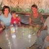 mauritanie nouakchott repas au restaurant avec jeff et sa famille
