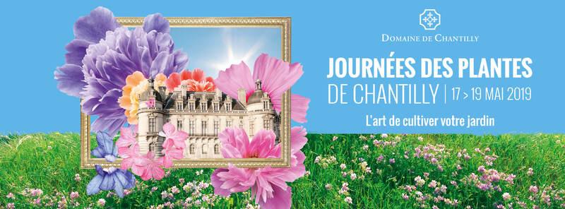 Bientôt les Journées des Plantes de Chantilly