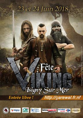 fête viking isigny sur mer ( FVI 2ème édition ) garewal