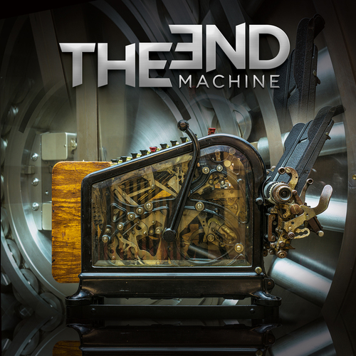 THE END MACHINE, cover