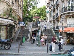 Marion Duval : Traque à Montmartre
