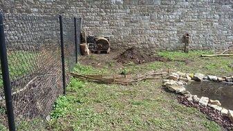 Notre jardin a bien changé