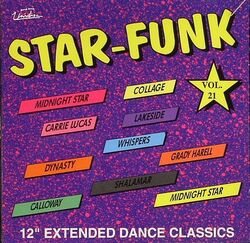 V.A. - Star Funk Vol.21 - Complete CD