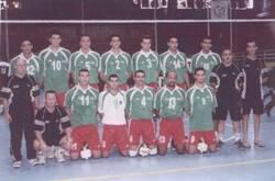 Vice-champion Arabe à Amman (Jordanie) 2002