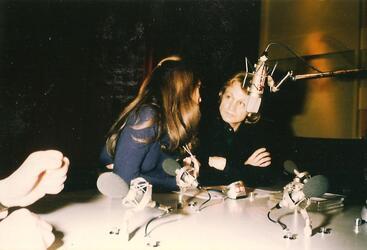 Mars 1974 : Sheila et Claude François à RMC - MAJ