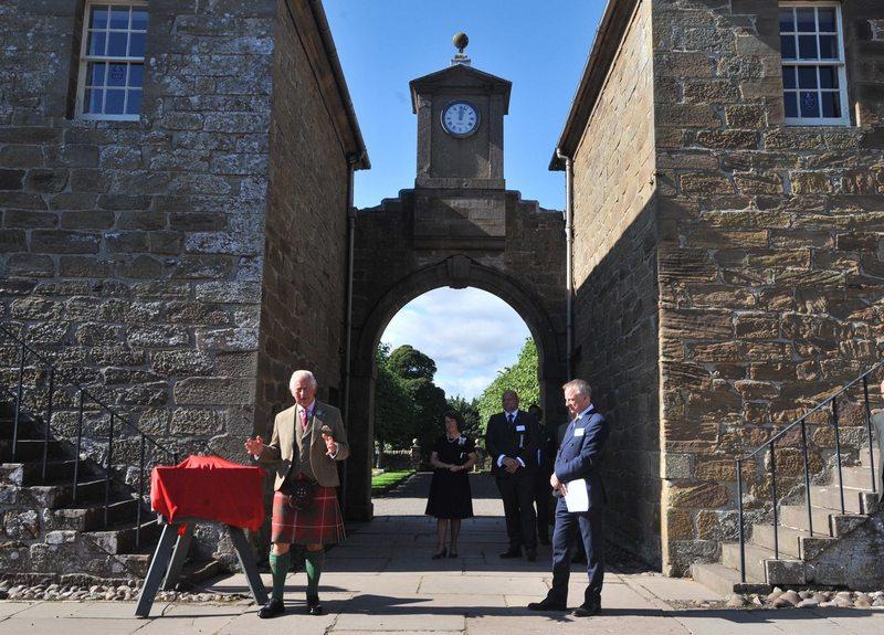 Historic National Trust of Scotland property