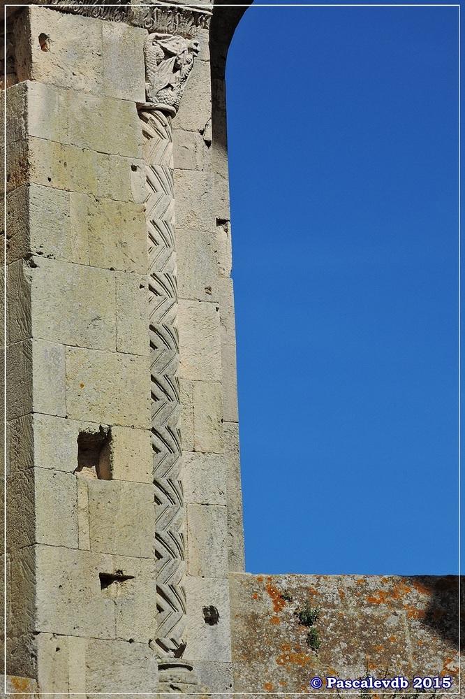 L'abbaye de La Sauve-Majeure - Août 2015 - 5/10