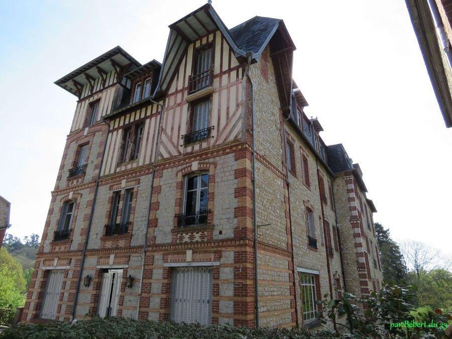 Bagnoles de l'Orne (61) -2