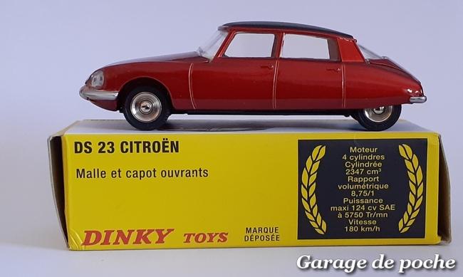 DS 23 Citroën