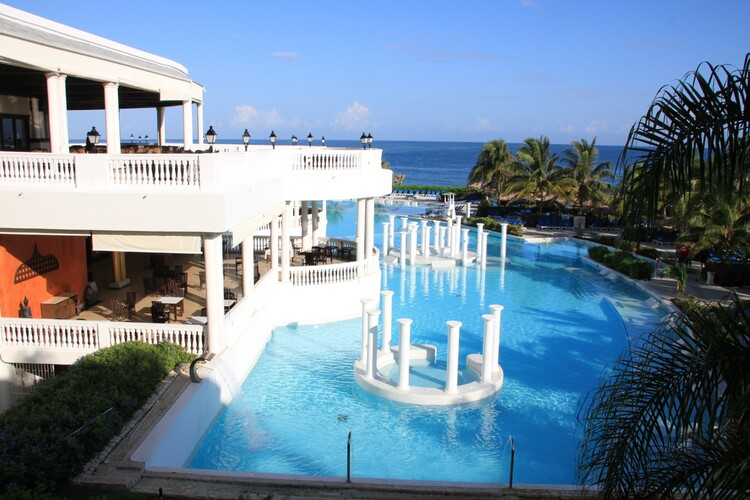 HÔTEL GRAND PALLADIUM LADY HAMILTON                     RESORT & SPA *****  JAMAÏCA