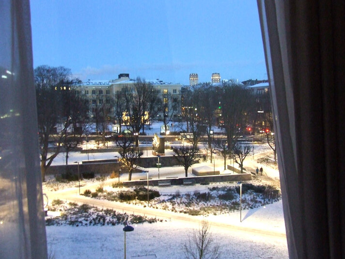 Une belladonne à Stockholm !