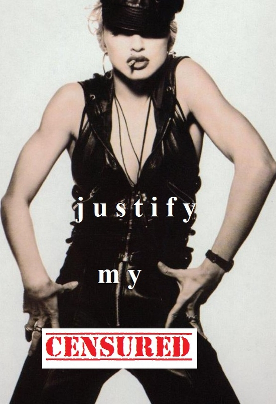 1. justify my censured
