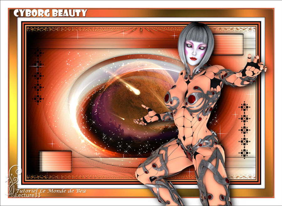 CYBORG BEAUTY