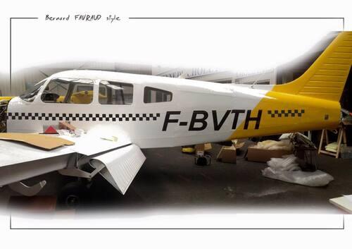Saga Piper. F-BVTH