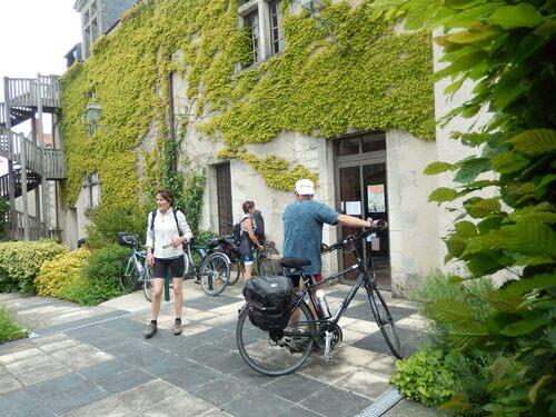 Velo Loire et Vélo Océan d'Angers à Pornic - mai 2016