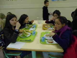Visite du collège Saint Joseph à Bruz