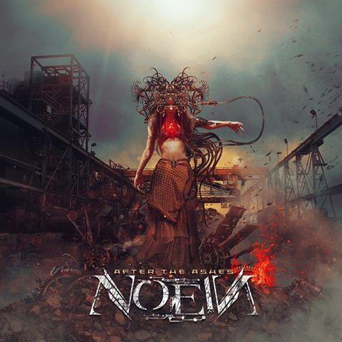 NOEIN - L'artwork du prochain EP dévoilé