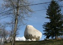 Alpes -La maison surnaturelle