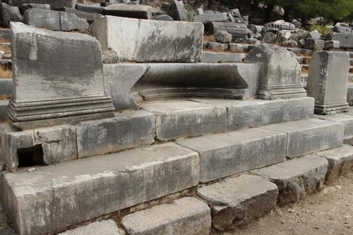 Priène, cité hellénistique (Turquie)