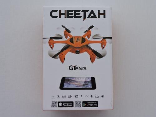 T907W Cheetah - GTENG