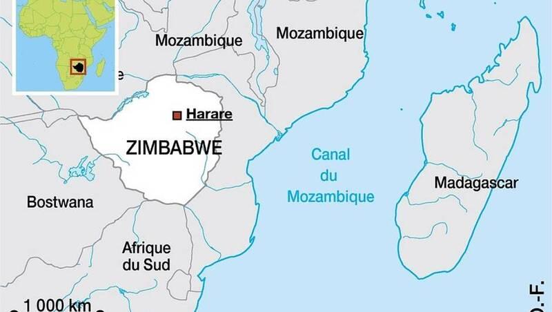 Le cyclone Idai fait plus de 30 morts au Zimbabwe