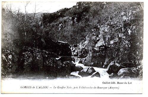 14 - L'Aveyron et l'Alzou, suite