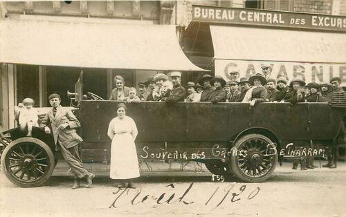 Les autocars avant guerre, suite