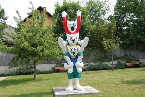 Un sculpteur Séchas