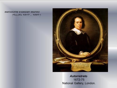 « Bartolome Murillo_rsal.ppsx »-est un peintre baroque espagnol du xviie siècle.