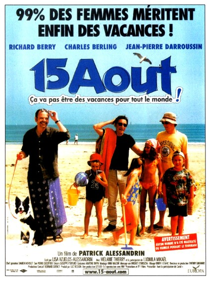 15 AOUT BOX OFFICE 2001