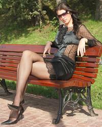 Sur un banc