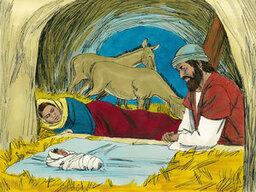 Diaporama : l'histoire de Noël