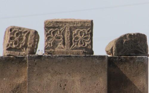 Zvartnots, en Arménie