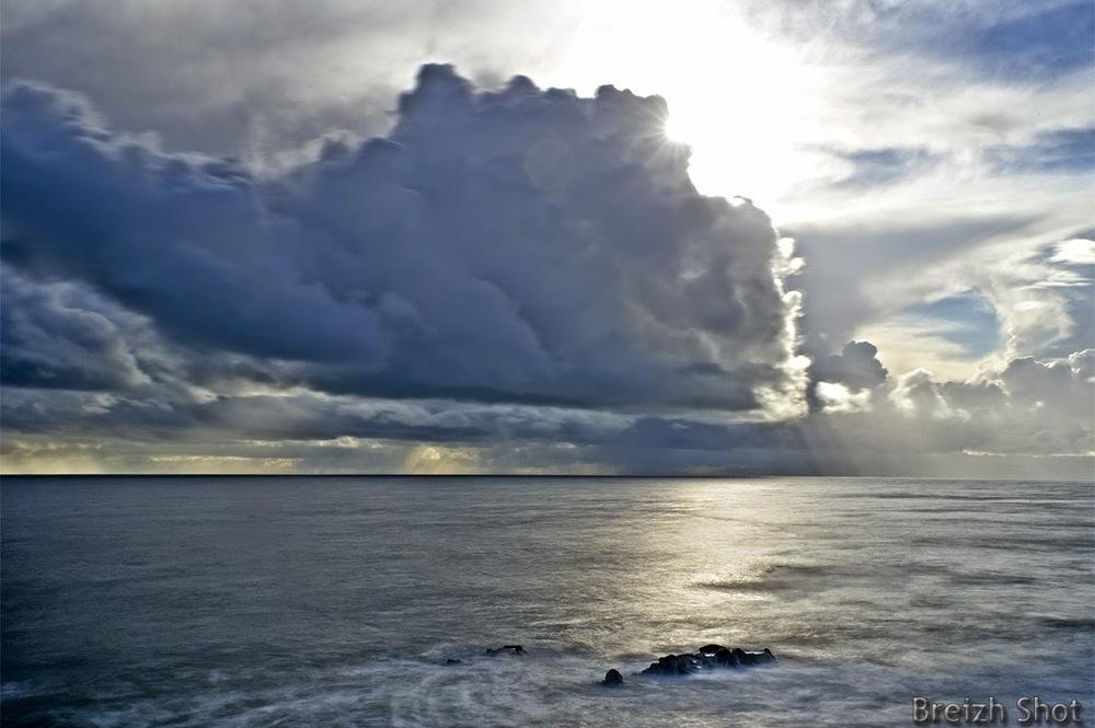 Le Pouldu - paysage marin