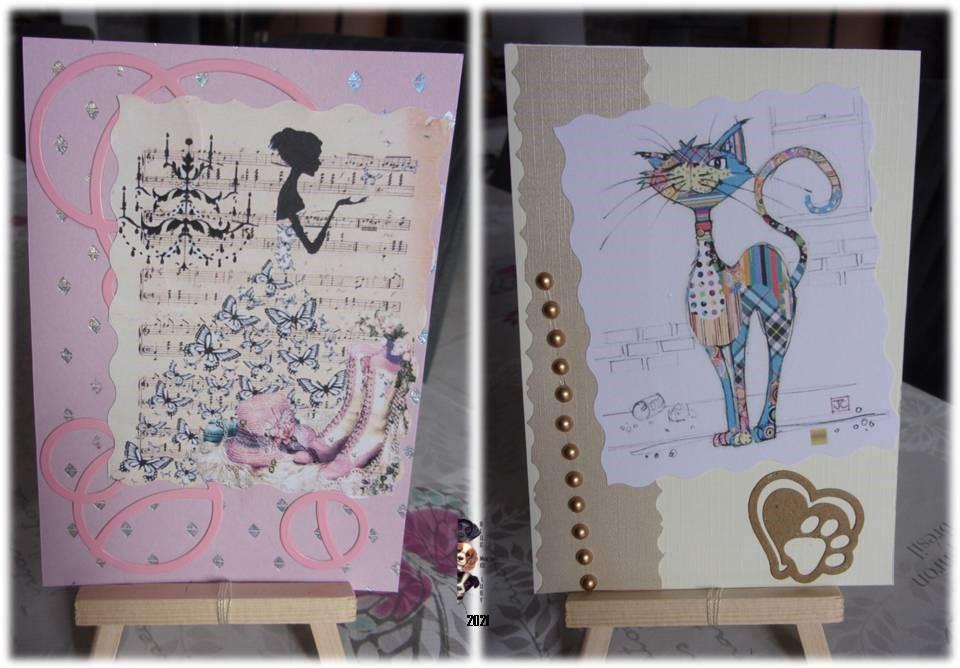 """Cartes Postales """"Neutre"""""""