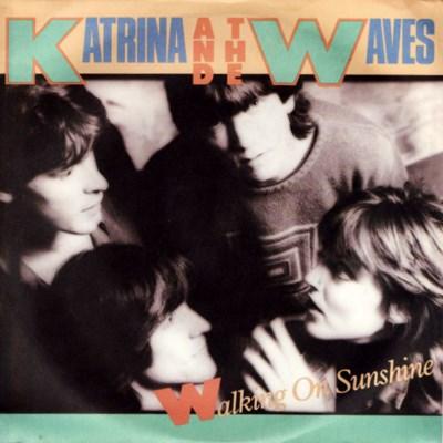Katrina And The Waves - Walking On Sunshine - 1985