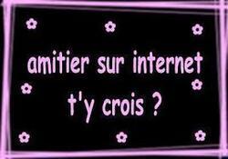 les Amis virtuels ! (+racontage de vie ><)