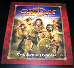 Conan : encyclopédie et art book