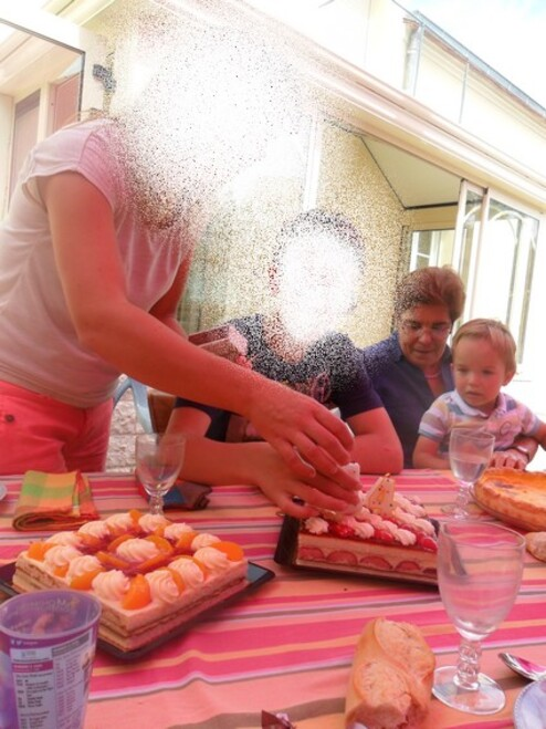 L'anniversaire du neveu... Photos !