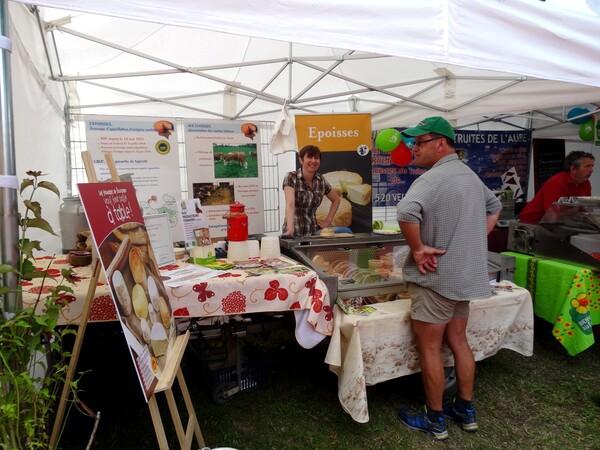 Les journées Châtillonnaises : producteurs locaux, associations, commerces, spectacles...