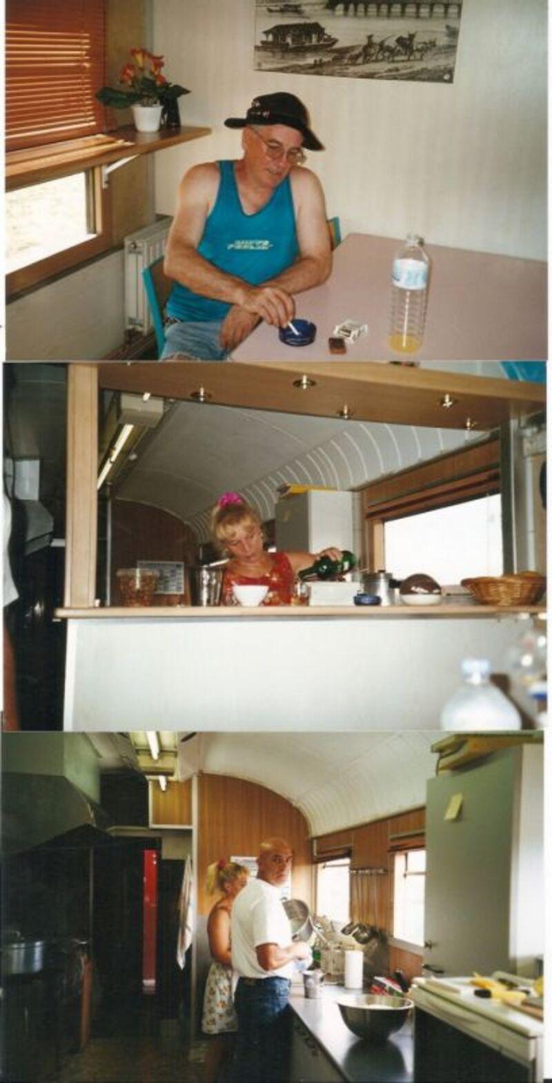 Clermont Ferrand Juin 2001