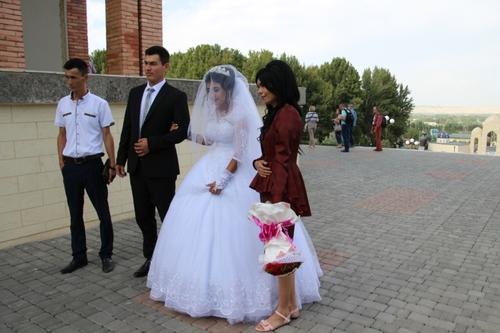 Le mariage en Ouzbékistan