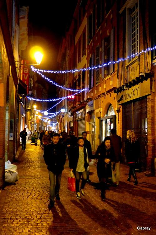 La nuit de la saint Sylvestre !