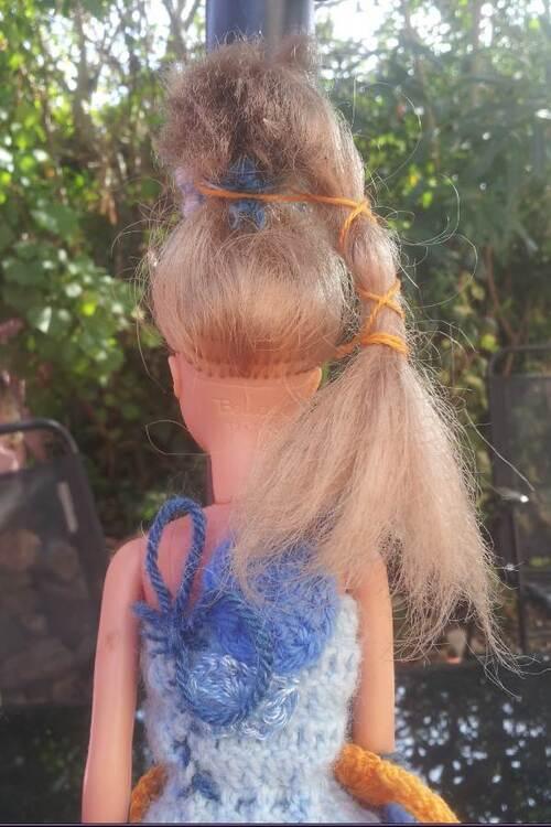 Défilé-Stylistes: Barbie futuriste (7)