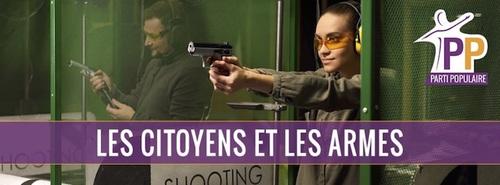 LA DAAA a été invitée par le PP pour parler de la loi sur les Armes à BOITSFORT (Bruxelles)